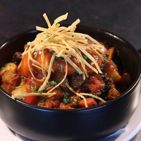 Chorizo Pork Belly Ragout